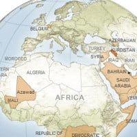 New York Times'tan Kürdistan'lı yeni dünya haritası