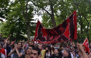 Çarşı Gezi Parkı Tutuklama