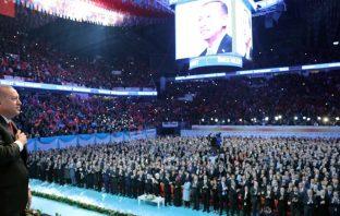 Erdoğan İstanbul Kongresi