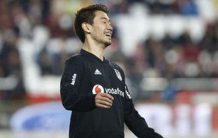 Kagawa - Beşiktaş