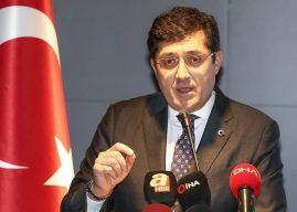 Aday gösterilmeyen Hazinedar CHP'den istifa etti