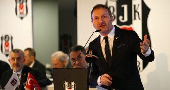 Hürser Tekinoktay'dan açıklama: Beşiktaş halkın takımıdır ve öyle kalmak zorundadır