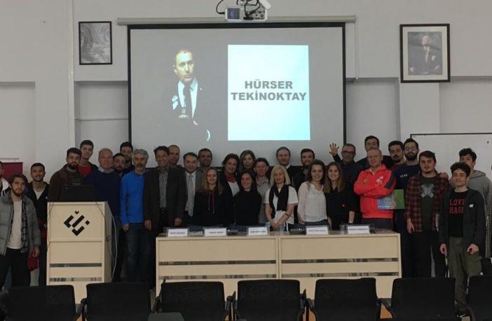 Hürser Tekinoktay Eskişehir Teknik Üniversitesi