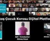 Beşiktaş Çocuk Korosu YouTube'da