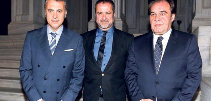 Beşiktaş'ın Üç Silahşörleri Athos Portos Aramis – 1