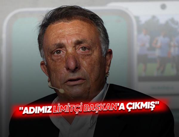 Beşiktaş Divan Kurulu üyesi Maruf Pekcan: Sakın Limit Filan Deme.. Ali Koç'u İzle