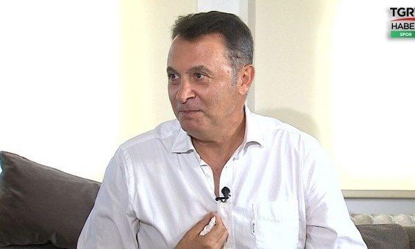 """Beşiktaş Eski Başkanı Fikret Orman, TGRT Haber'e konuştu: """"2 Yıl oldu KPMG raporlarını açıklasınlar """""""